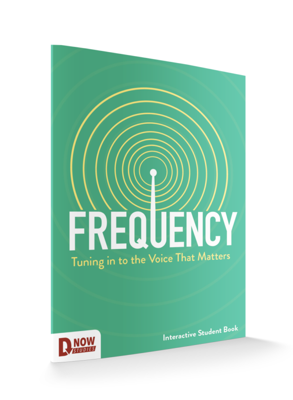 frequency disciple now student book