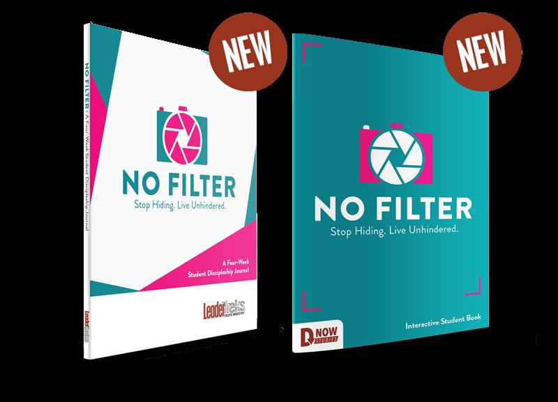 no filter disciple now book bundle